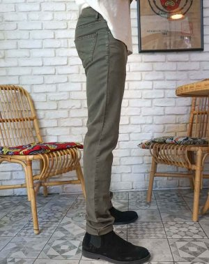 Pantalon kaki Zanzibar de Aatise